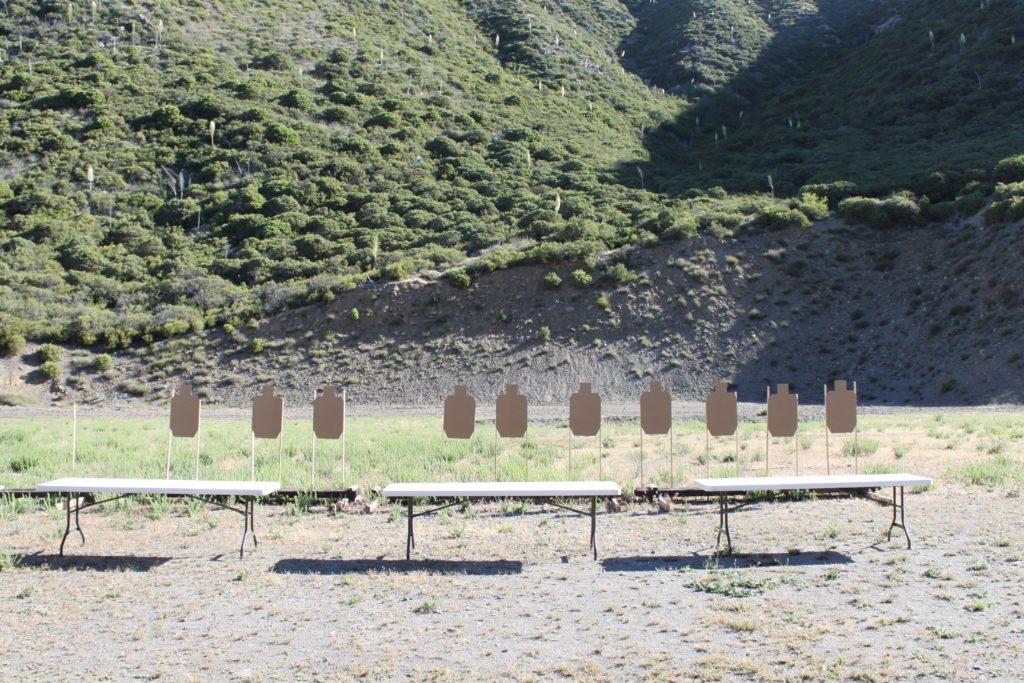 Shooting Range Information