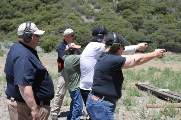 Intermediate Handgun Class