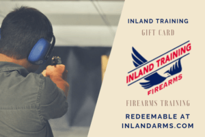 Inland Training Gift Card