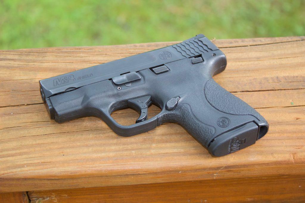 First Firearm