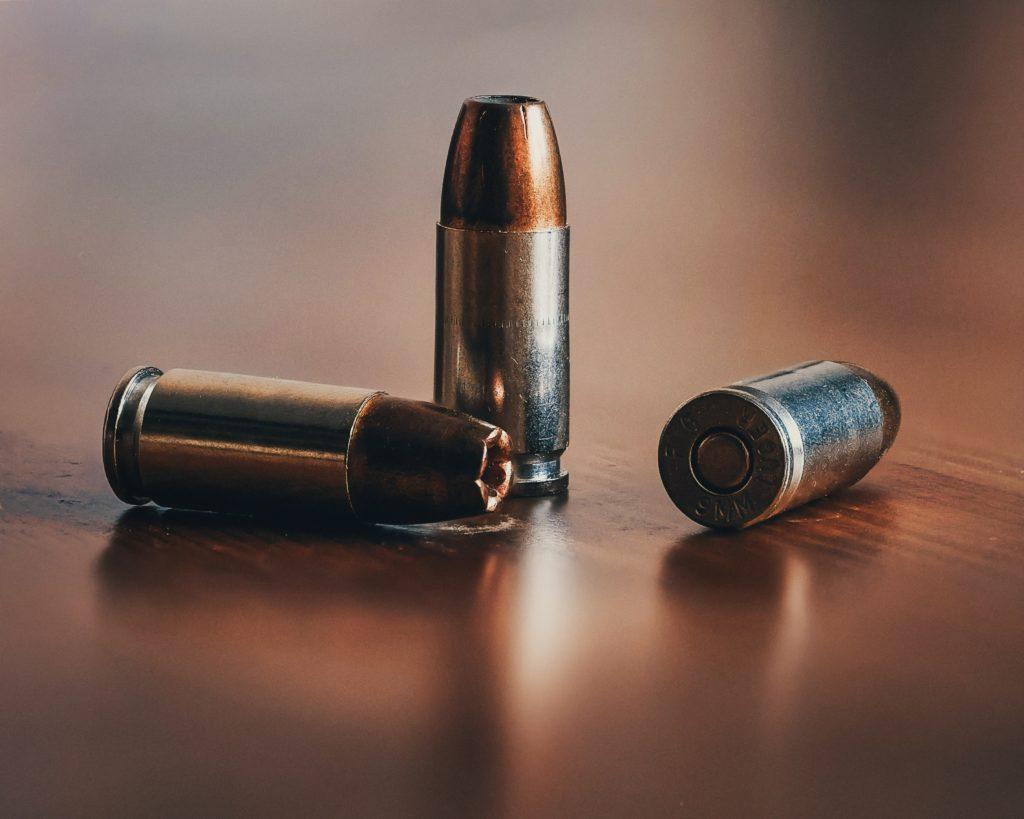9mm Hollow Point Defensive Ammunition